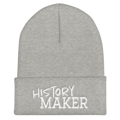 History Maker - Soft Warm Beanie