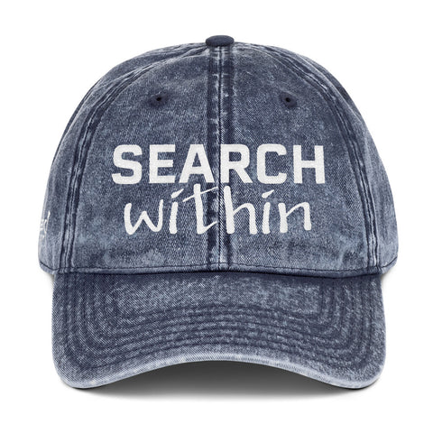 Search Within - Vintage Cap