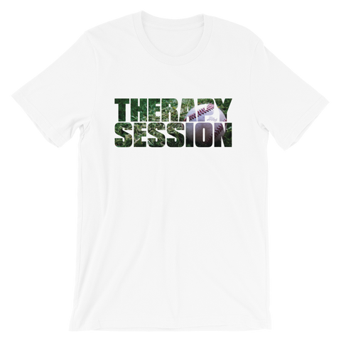 Therapy Session Baseball - Adult Favorite Fit T Shirt