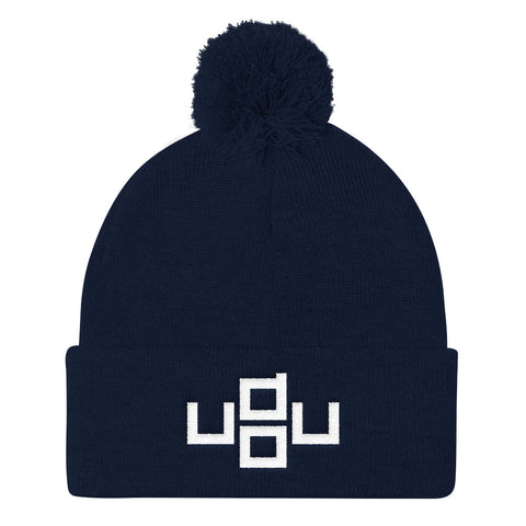 u do u - Pom Pom Knit Cap