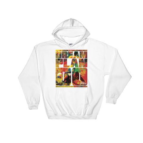 Dream Plan Do (Soccer) - Adult Soft Comfort Fit Hoodie