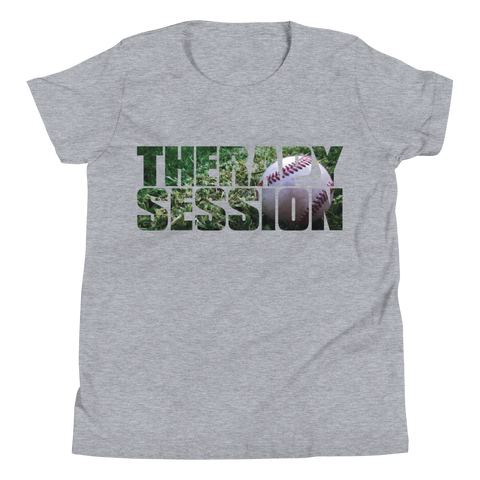 Therapy Session Baseball - Favorite Fit Kids T Shirt