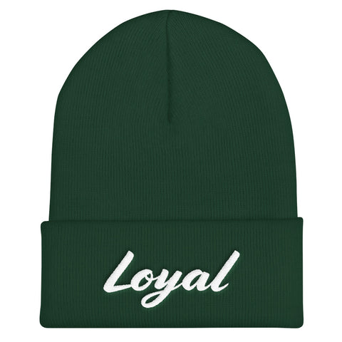 Loyal - Soft Warm Beanie