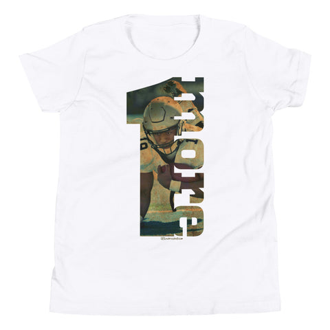 1 More (Football) - Kids Favorite Fit T Shirt