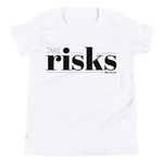 Take Risks - Kids Favorite Fit T Shirt