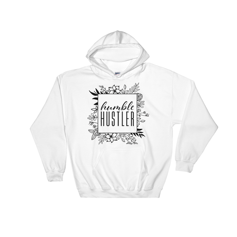 Humble Hustler - Soft Comfort Fit Adult Hoodie