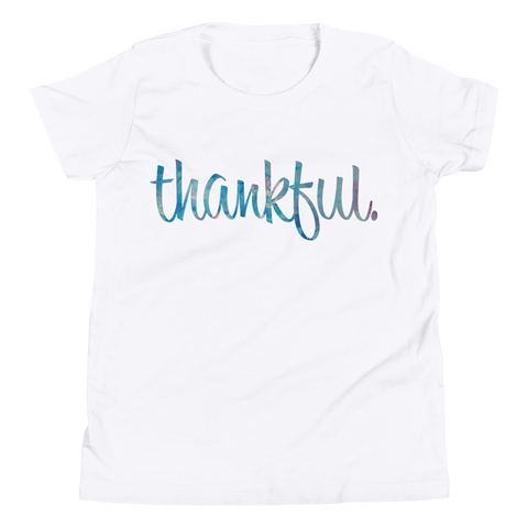 Thankful - Kids Favorite Fit T Shirt