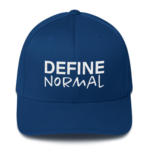 Define Normal - Flexfit Fitted Hat