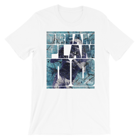 Dream Plan Do (Football) - Adult Favorite Fit T Shirt