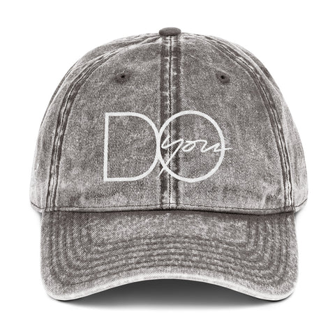 Do You - Vintage Cap