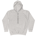 Witness - Soft Comfy Fit Kids Hoodie