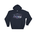 Choose Happy - Adult Soft Comfort Fit Hoodie