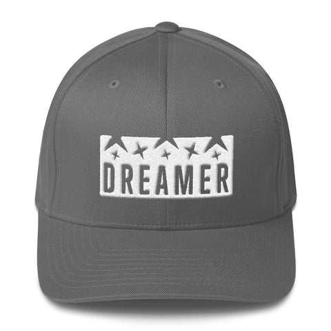 Dreamer - Flexfit Fitted Hat