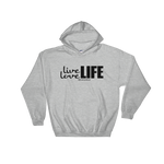 Live Love Life - Adult Soft Comfort Fit Hoodie