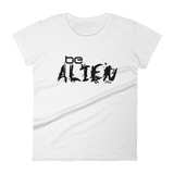 Be Alien - Womens Fashion Fit T Shirt
