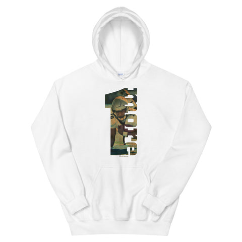 1 More (Football) - Adult Soft Comfort Fit Hoodie