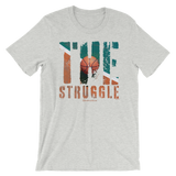 The Struggle Basketball - Adult Favorite Fit T Shirt