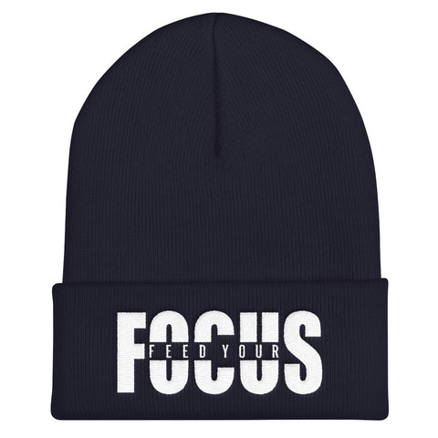 Feed Your Focus - Soft Warm Beanie