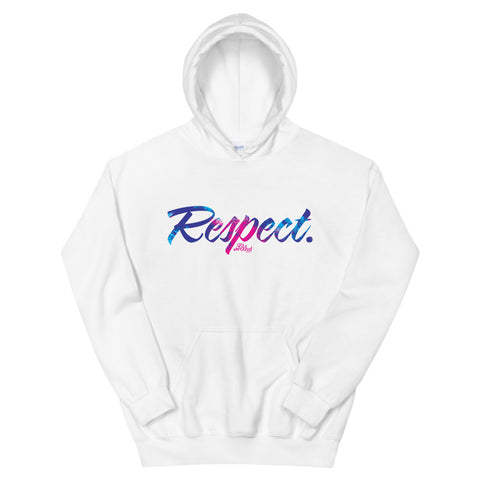 Respect - Soft Comfort Fit Adult Hoodie
