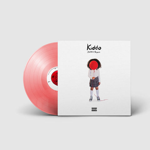 """Being Human In Public/Kiddo"" Limited Edition Double Vinyl 2 EP set"