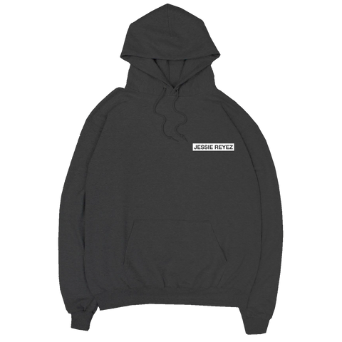 SCRIBBLE PHOTO HOODIE