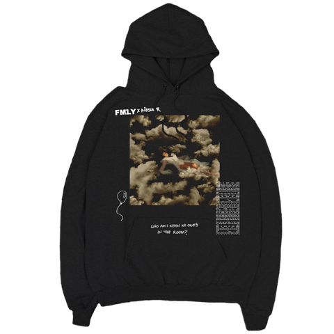 FMLY X KIDSUPER NO ONE'S IN THE ROOM HOODIE