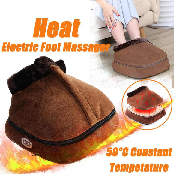 Ljanik ™ Foot Heat Massager