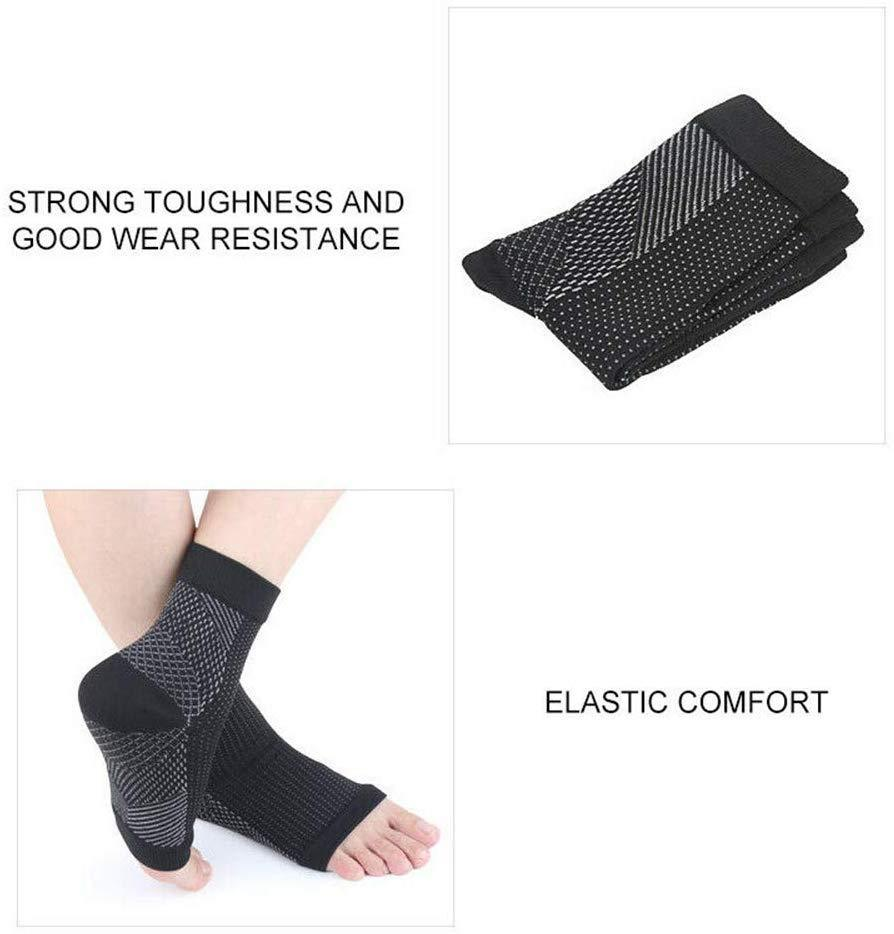 CHAUSSETTES DE COMPRESSION ANTI-FATIGUE