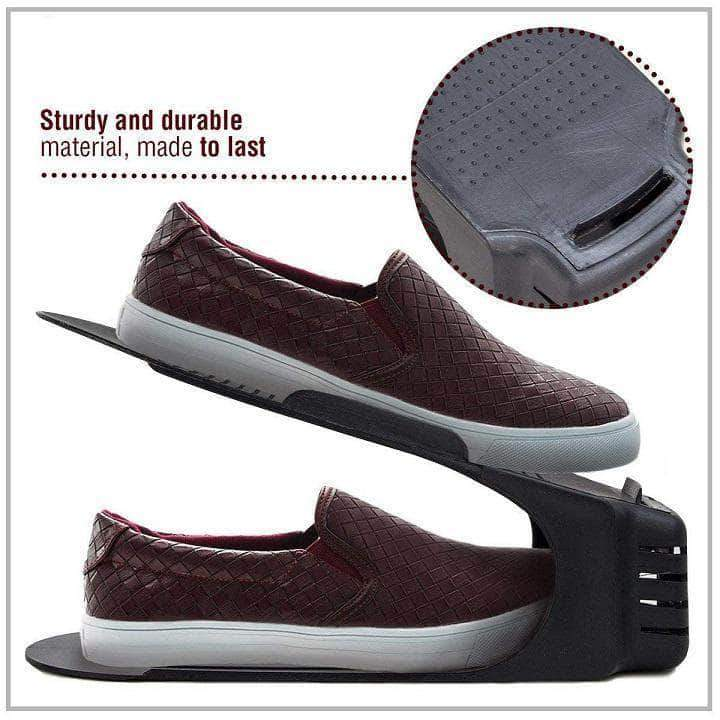 Shoe Slotz : Lot de 5 Ranges Chaussures Intelligent