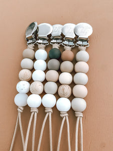 neutral // little paci clips