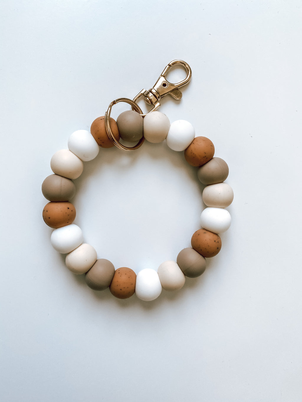 sahara collection // bracelet keychain