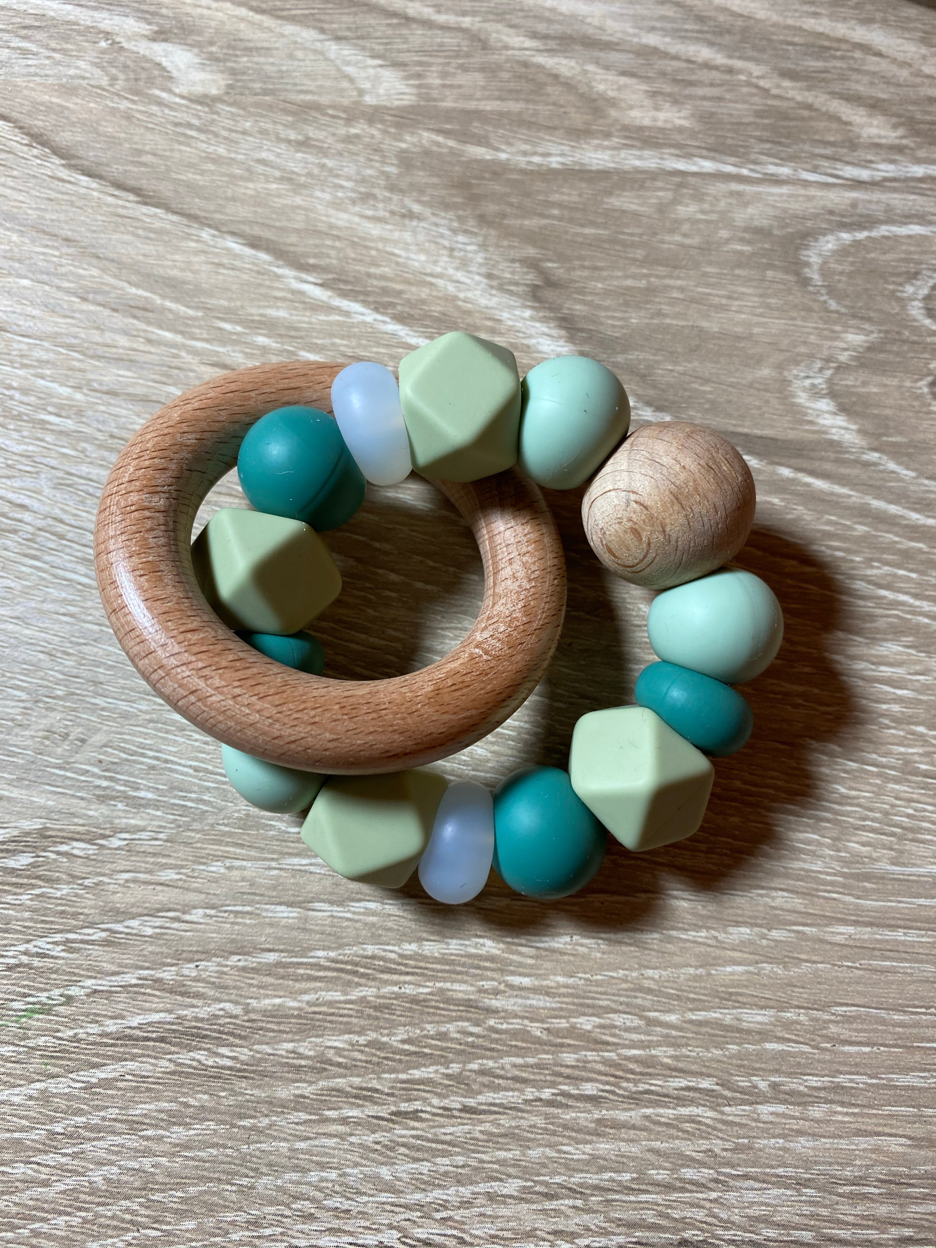 pnw market collection | teethers (5 color options)