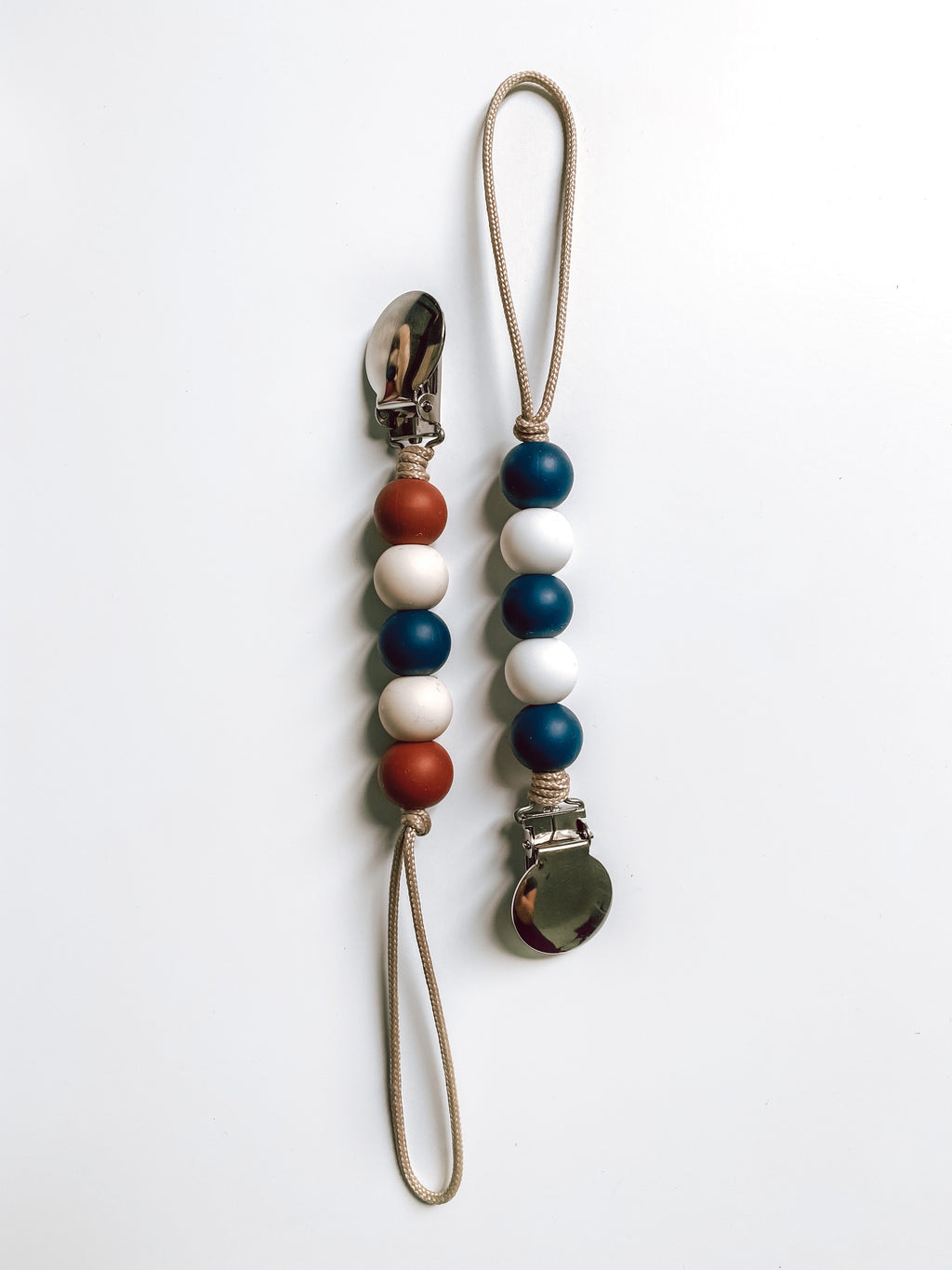 americana collection | little pacifier clip