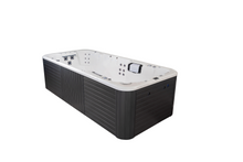 Load image into Gallery viewer, Swim Spa Aquaflow Max Signature + 17 Feet