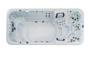 Swim Spa Aquaflow Max Signature + 17 Feet