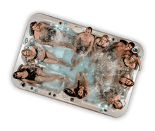 Load image into Gallery viewer, Vortex Palladium 10 Person Hot Tub