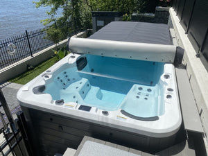 RollOver swim spa cover