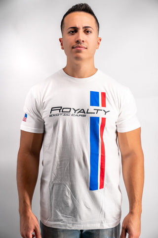 USA Veterans White Tee