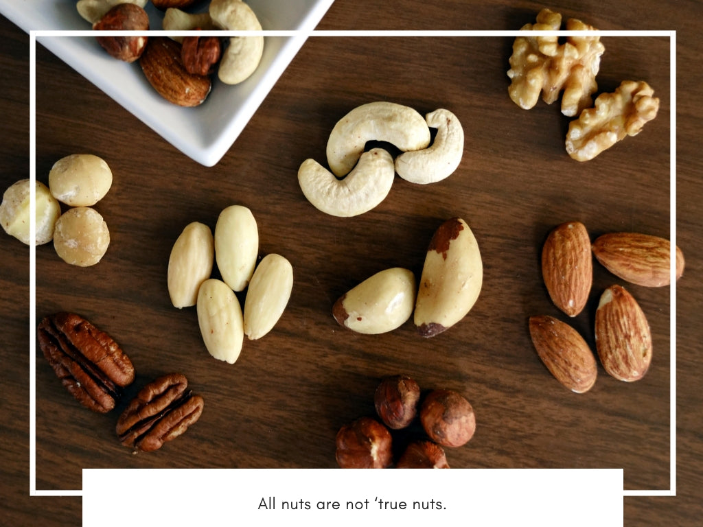 Nuts Facts