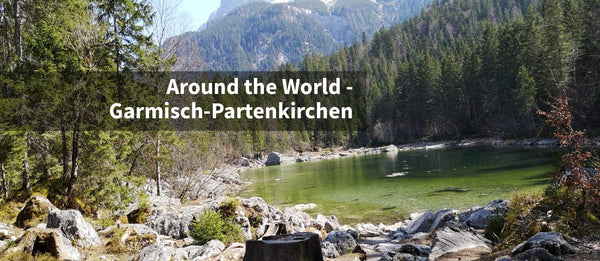 Around The World Blog Series Garmisch-Partenkirchen Germany
