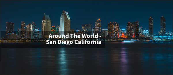 Around the World - San Diego, California