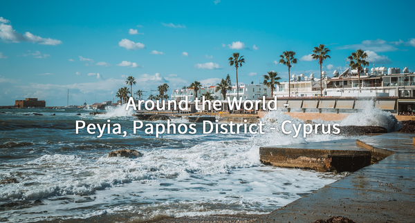 Around The World - Paphos, Cyprus