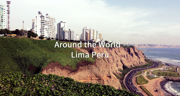 Around The World - Peru
