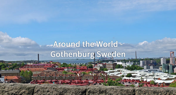 Around The World - Sweden