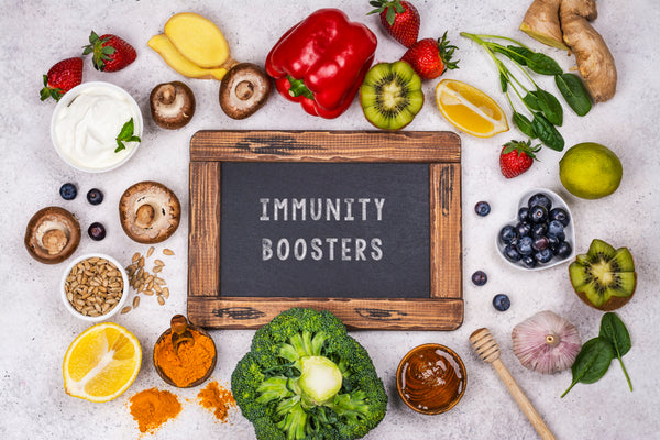 Four ways to support your immune system