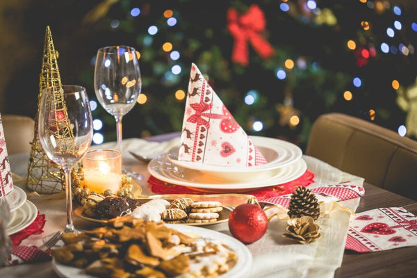 5 TASTY AND HEALTHY FOODS FOR THE CHRISTMAS TABLE