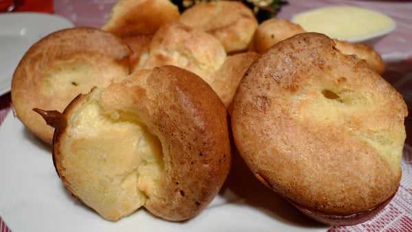 How To Make Vegan Yorkshire Pudding