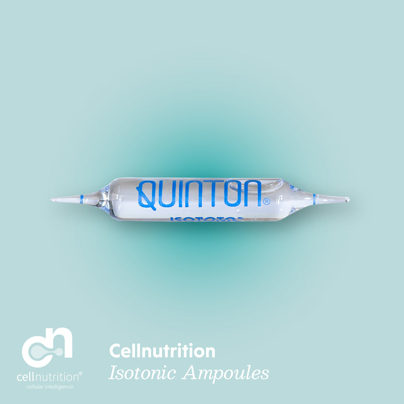 Cellnutrition Quinton Isotonic Ampoule <br>(Box 30)