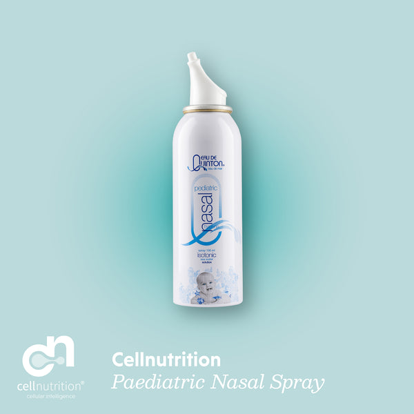 Cellnutrition Quinton Paediatric Nasal Spray (150ml)