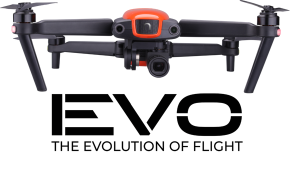 The New Autel Evo FPV 4k Mini Folding Drone